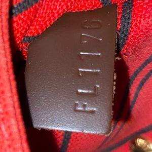 Louis Vuitton Never full MM Damier